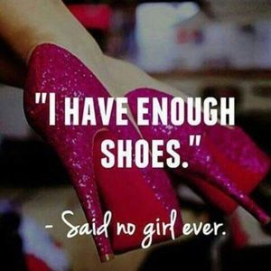 Shoes - Buy yourself something nice today!
